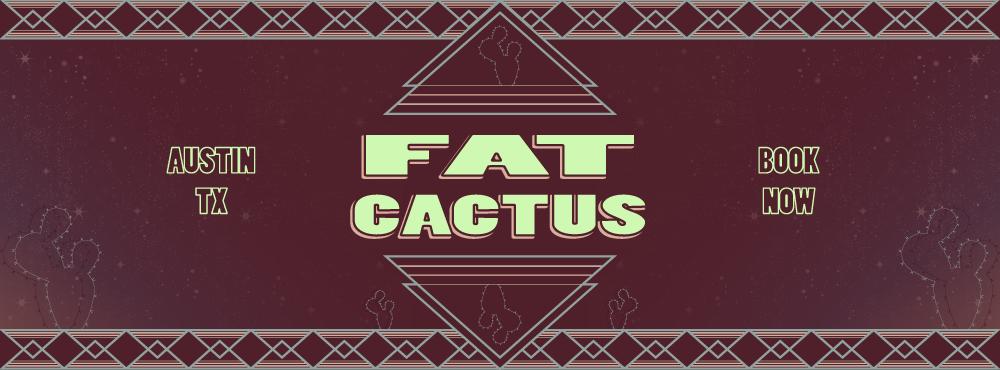 Fat Cactus FB Header